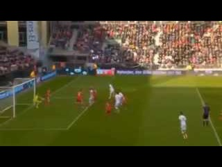 Дания - Черногория 2-1 - - - Denmark vs Montenegro 2-1 All Goals Friendly 2015