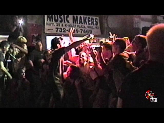 [ LIVE ] AFI - Casino Skate Park Asbury Park, NJ - 1999