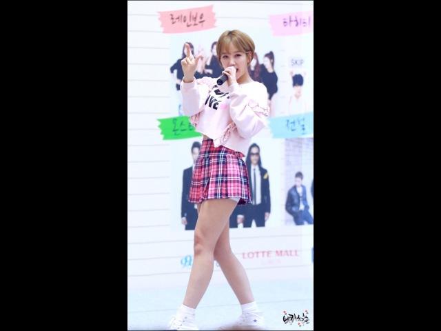 [PERF] 13.05.2016 TAHITI - Tonight (Miso) @ Jang Byeok Gin's Bounce Bounce Open Studio, Lotte Mall Suwon