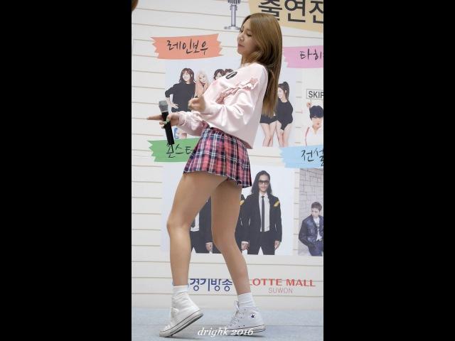[PERF] 13.05.2016 TAHITI - Love Sick (Minjae) @ Jang Byeok Gin's Bounce Bounce Open Studio, Lotte Mall Suwon