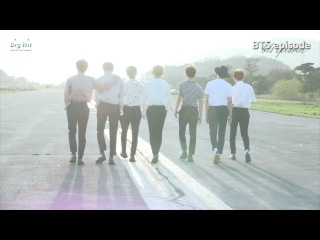 `BTS Episode` EPILOGUE Young Forever MV Shooting