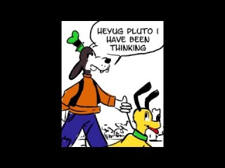 Why Pluto Wears a Collar