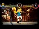 Skullgirls 2nd Encore - All Blockbuster Moves