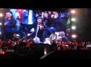 David Garrett mit Band u.Orchester,'Let me entertain you',R.Wiliams