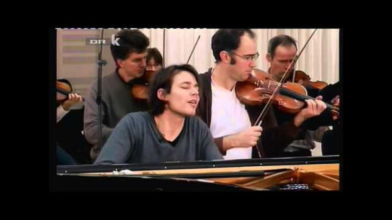 David Fray Largo Presto from Bachs Concerto No 5 in F Minor BWV 1056)
