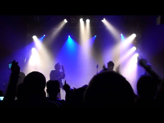 Dead By Sunrise - Morning After (Live Hamburg Grünspan 07.10.2009) HD