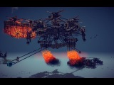 Besiege v0.08 - All 20 Zones: MoonDominator and CannonLord.