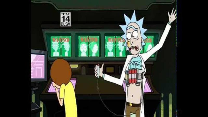 Рик и Морти / Rick and Morty - Promo 3 season / Промо третьего 3 Сезон Серия 0 1 2 4 5 6 7 8 9 2015 2016