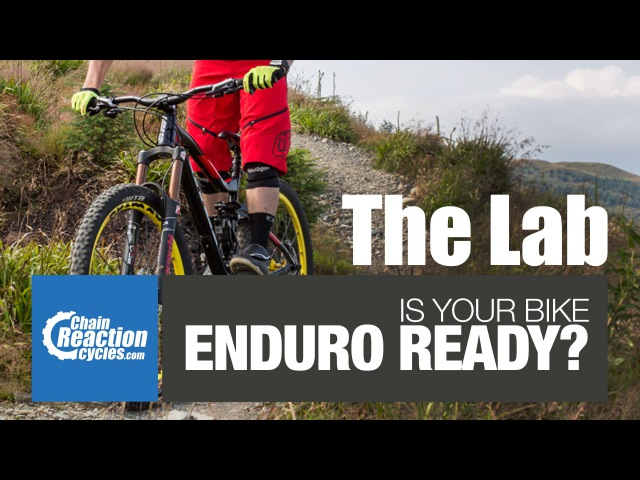 Is your bike Enduro ready?