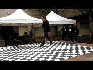 Barrakuda - Violence Fetish (Disturbed cover) (live)