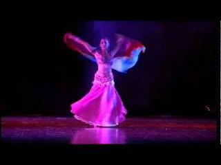 Evelina Papazova - Veil improvisation to Yearning