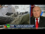 Генерал-майор США в отставке в эфире Fox News призвал убивать русских на востоке Украины