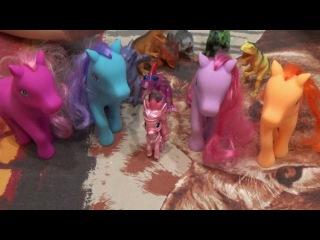 Мультфильм милая пони на русском языке. Май литл пони мультики. Мой милый пони. Игрушки для детей