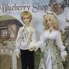 Blueberry Shop - BJD - Черничный магазинчик