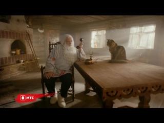 Реклама МТС - Дед Мороз Samsung Galaxy S6 (2015)