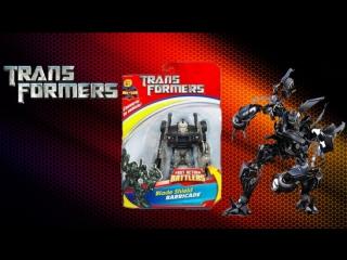 Игрушки Трансформеры из серии Fast Action BATTLES