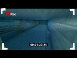 Фильм Паранормальное явление Ночь в Minecraft 1-2.