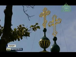 Схиархимандрит Иеремия (Алёхин). Преображение (Одесса). 16 ноября 2015 г.