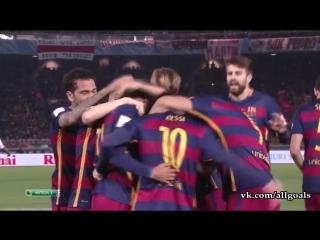 Ривер Плейт 0-1 Барселона / гол Месси