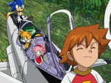 Sonic X s01e13 Eggman's All-Out Base Attack! (Part two) rus
