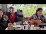 Веселая цыганская песня в исполнении А. Марцинкевича_HD