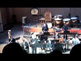 Барабаны! Оркестр ударных инструментов