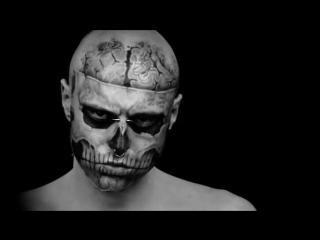 зомби-бой в рекламе тонального крема