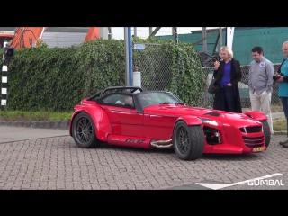 Supercars Leaving Car Meet! F40, LP670-4, RS6 DTM, M4, BRABUS 850 E63