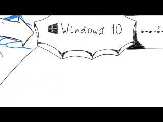 История Windows 10 от Microsoft
