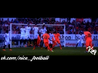Neymar amazing free kick | vk.com/nice_football