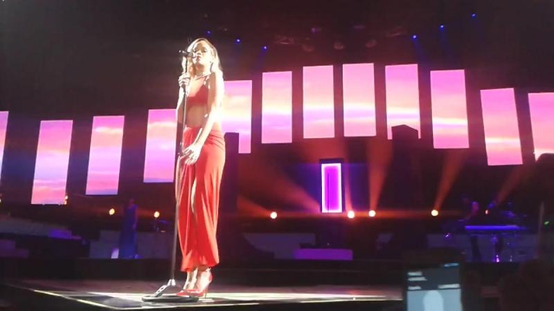«Loveeeeeee Song» «Love The Way You Lie» - Бильбао, Испания; 26 мая 2013
