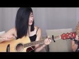 Милая девушка исполнила кавер на песню Shakira - Hips Dont Lie