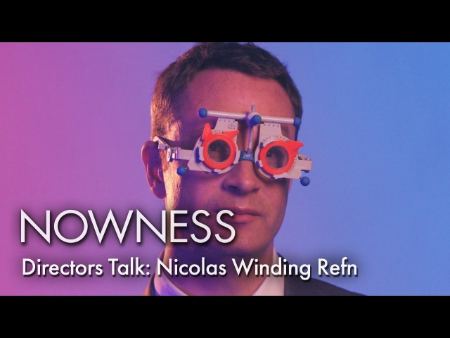 Drive director Nicolas Winding Refn talks turning weaknesses into strengths