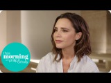 Victoria Beckham's Beauty And Style Secrets - Exclusive This Morning