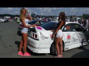 Ч1 Autosation 2014 Красивые авто и девушки Russian girl drift and car tuning