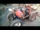 Самодельный трактор (Оточуваных)