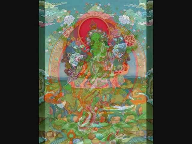 Green Tara Mantra - Dalai Lama - Meditation