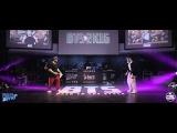 BTS 2K16 - 14 FINAL BATTLE POPPING - AZIZ VS EMJAY