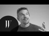 Ethan Hawke on River Phoenix, Dead Poets Society, and What Makes Him Cry Screen Tests W Magazine