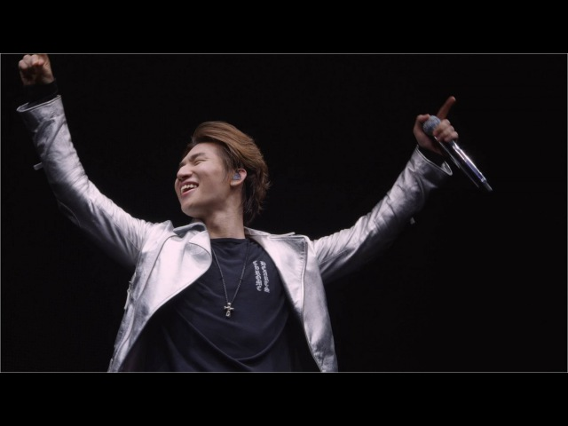 D-LITE - WINGS (from D-LITE DLive 2014 in Japan Dslove)