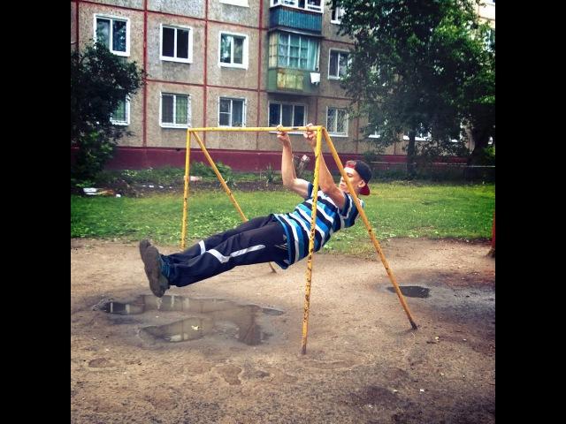 Лучшие моменты с тренировки.Омск.Workout 55.