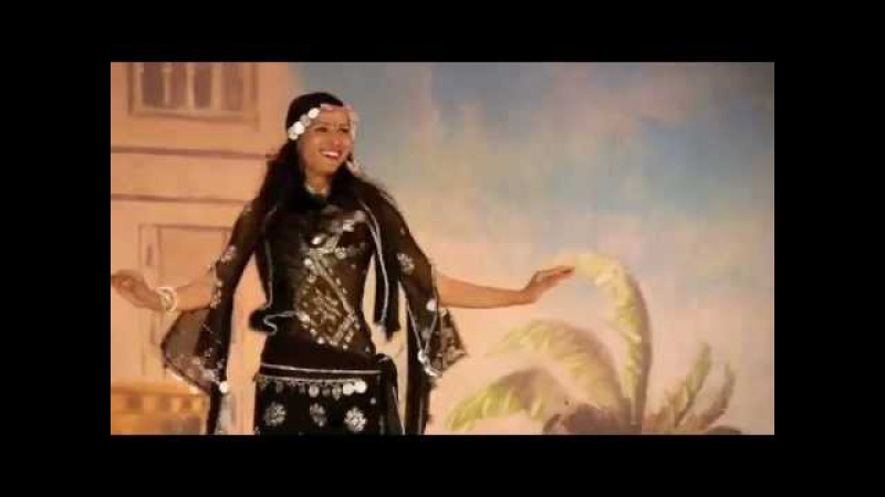 Selma France Ghawazy Dance Boss ala El Halawa بص على الحلاوة