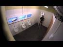 Виртуальные девушки в мужском туалете  Эксперимент !!