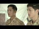Сон Чжун Ки Чжин Гу Сон Хе Ге Ким Чжи Вон Потомки солнца Фильм 2 Спецназовски
