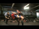 Big Ladies Wrestling Jessicka Havok vs Kay Lee Ray / Female Wrestling New