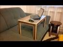 Столик из ламината для кофе в постели cnjkbr bp kfvbyfnf lkz rjat d gjcntkb