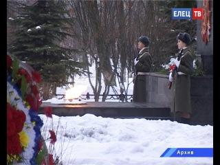 В Ельце пройдёт реконструкция боёв Великой Отечественной войны