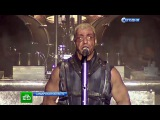 Зрители пришли в экстаз от выступления Rammstein на Волге