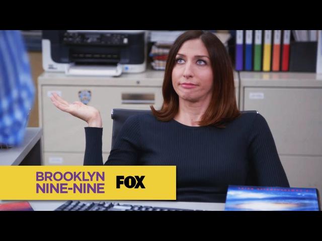 Neil DeGrasse Tyson Meets Gina | Season 3 Ep. 9 | BROOKLYN NINE-NINE