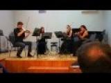 V. Gorochnaya. Viola Quartetto В. Горочная. Альтовый квартет, исп. Совершенный Каданс